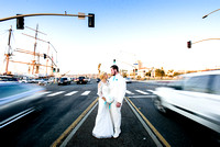 Vanessa and Brandon - Sand Diego Courthouse Wedding