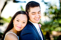 Marissa and Kevin Wedding - San Diego Courthouse